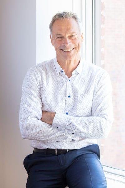 Pierre Côté crée l'Indice relatif de bonheur et vient nous en parler à QUARIERA 2020